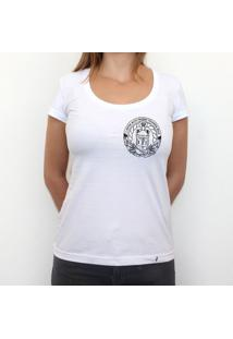 I Never Made Friends Drinking Milk - Camiseta Clássica Feminina