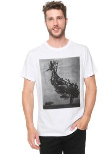 Camiseta Reserva Inverno Branca
