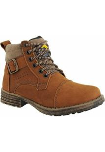 Bota Adventure Bell Boots City - Masculino-Marrom