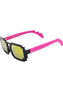 Óculos De Sol Pink Rosa feminino   Gostei e agora  e319a42972