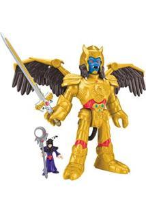 Imaginext Power Ranges Mattel Batalha Rangers Goldar