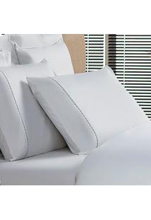 Fronha Basic Algodão Branca 50X70