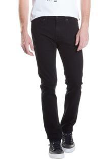 Calça Jeans 511 Slim Levis 451144064 - Masculino-Preto