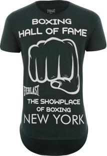 Camiseta Everlast Hall Of Fame Verde