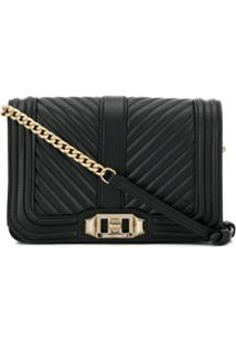 Rebecca Minkoff Quilted Shoulder Bag - Preto