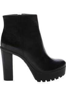 Bota Tratorada Long To Cut Black | Schutz