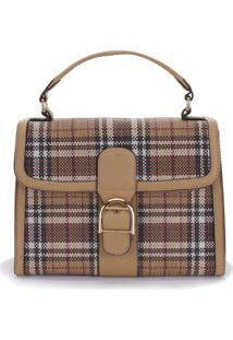 Bolsa Feminina Chenson - Cg81876 Caqui