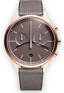 f3f109767b5 Relógio Digital Cinza Inox feminino