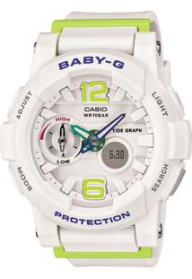 71af2c7f9e5 Relógio Digital Branco Casio feminino