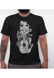 Tangled Up - Camiseta Clássica Masculina