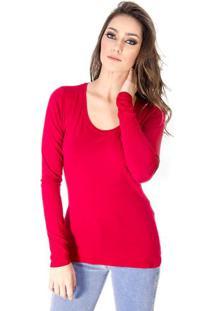 8b3fd03a9bf5c Blusa Calvin Klein feminina   Shoelover