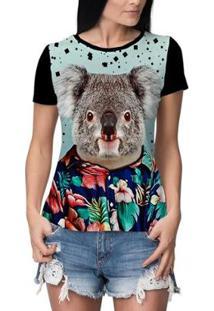 Camiseta Stompy Estampada Feminina - Feminino