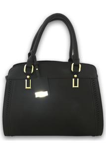 Bolsa Importada Casual Sys Fashion 2736 Preto