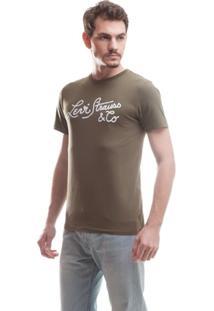 Camiseta Wordmark Graphic Levis - Masculino