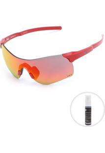 Óculos Hb Quad F Performance Vermelho