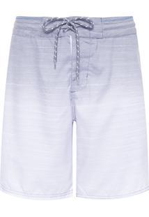 Bermuda Masculina Board Short - Cinza