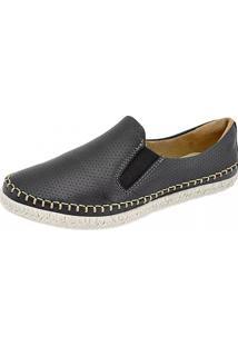 Sapatilha Doctor Shoes 1323 Preta