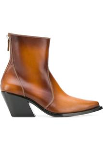 Givenchy Western-Style Ankle Boots - Neutro