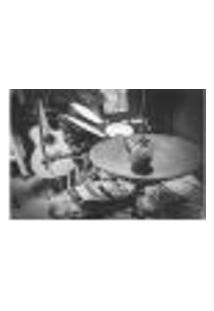 Painel Adesivo De Parede - Música - 1181Pnm