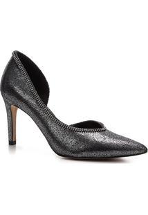 Scarpin Shoestock Glam Bride Salto Alto