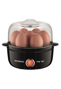 Panela Para Cozinhar Ovos Steam Cooker Mondial Easy Egg, 7 Ovos, 360W, 110V - Eg-01