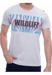 Camiseta Oitavo Ato Wildlife - Masculino