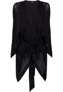 Kaftan Kimono Tess (Black, G)