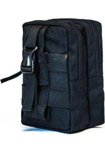 Bolso Utilitário Warfare Munin Mini Porta Celular - Unissex