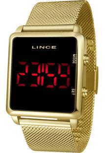 Relógio Lince Feminino Mdg4596Lpxkx