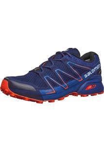 Tênis Speedcross Vario Gtx Masculino Azul 45 - Salomon