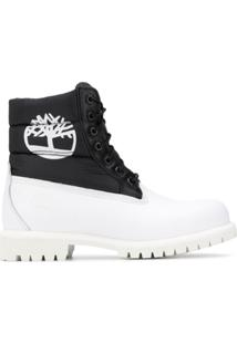 Timberland Ankle Boot Color Block - Preto