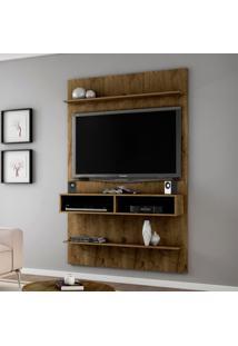 Painel Para Tv 1.1 Vega Madeira Rústica
