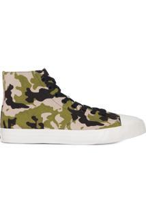 Tênis Masculino Royal Lo Camouflage - Verde