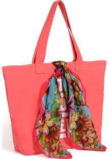 Bolsa Havaianas Shopping Bag Trendy Coral