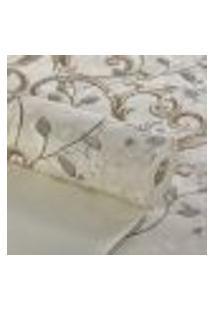 Papel De Parede Textura Folhagem Folhas Galhos Marrom Cinza