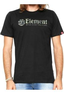 Camiseta Element Bump - Masculino