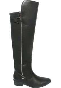 Bota Over The Knee Via Marte Feminino 19-205