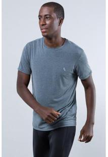 Camiseta Reserva Esporte Basica Mesclada - Masculino