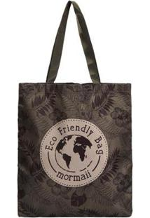 Bolsa Eco Friendly Mormaii Feminina - Feminino-Verde