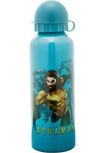 Garrafa Squeeze Aquaman 500Ml - Urban - Azul