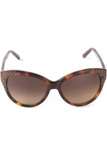 R  2290,00. Farfetch Chloé Eyewear Óculos De Sol ... e54fd642b7