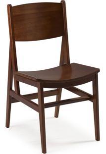 Cadeira De Jantar Dumon Cacau