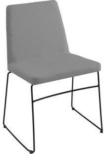 Cadeira Paris 1071 Cinza Daf