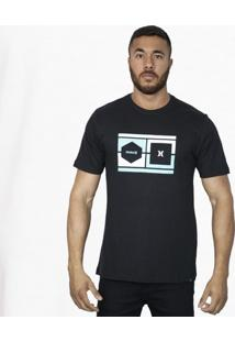 Camiseta Hurley Silk Sights - Masculino