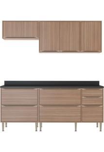 Cozinha Compacta Neylan I 7 Pt 4 Gv Nogueira