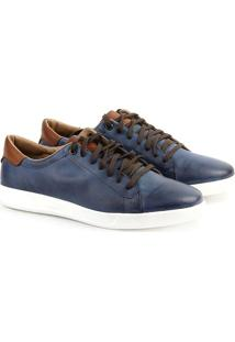 Sapatênis Masculino 2801 Jeans/Tan 37