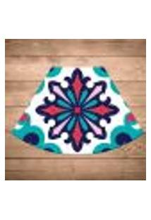 Jogo Americano Para Mesa Redonda Wevans Mandala Color Kit Com 4 Pçs