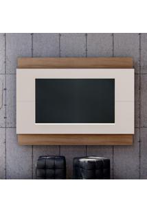 Painel Para Tv Atã© 65 Polegadas Expand I Off White E Noce