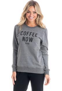 Pijama Coffee Preto/M