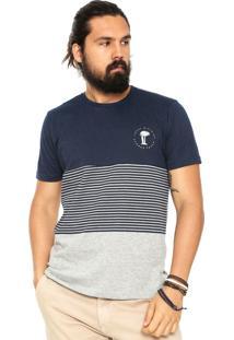 Camiseta Local Poás Azul